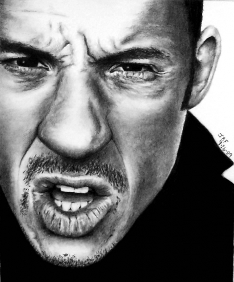 Vin Diesel by JRFortson